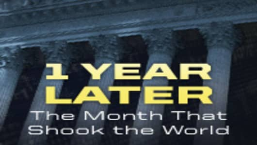 One Year Later: The Month that Shook The World