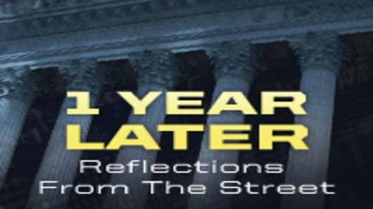 1 Year Later - Reflections From The Street