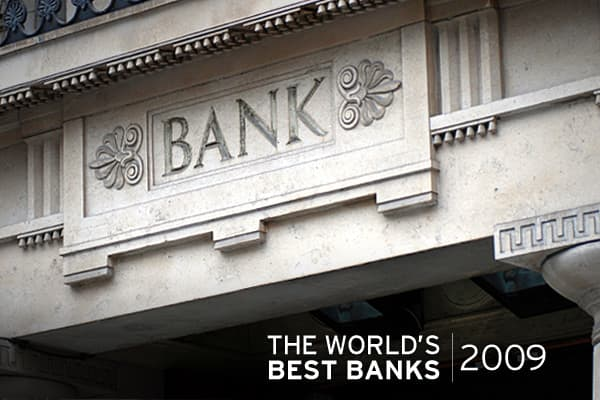 The global banking industry is a diverse landscape of financial services - consumer, corporate,  investment - but with so many players in the marketplace, which are the best in each segment?To answer this question,  ranked the world's best banks, using both objective and subjective criteria. The objective criteria include growth in assets, profitability, geographic reach, strategic relationships, new business development and product innovation. The subjective ones include equity and credit-ratin