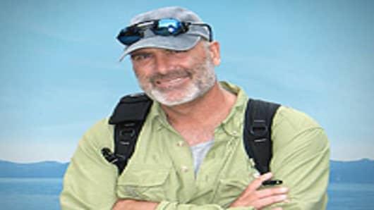 Author David Murray