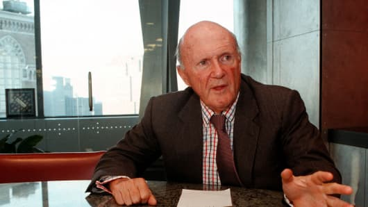 Julian Robertson, founder and former CEO of Tiger Management