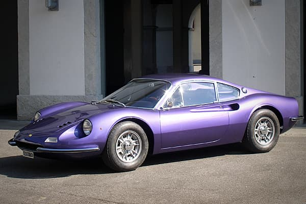 "In Massini's opinion ""the Dino 206 GT has sensuous lines and curves, it must be dark green or silver grey.""Estimated Value:            $300,000Units Built:                      150"