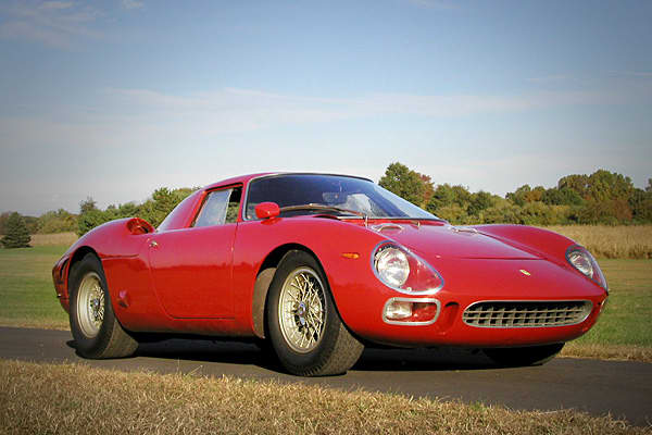 "The LM Berlinetta 250 ranks #3 because it is the ""the last Ferrari winning grueling Le Mans 24 hour race in 1965.""Estimated Value:            $8,000,000 Units Built:                      32"