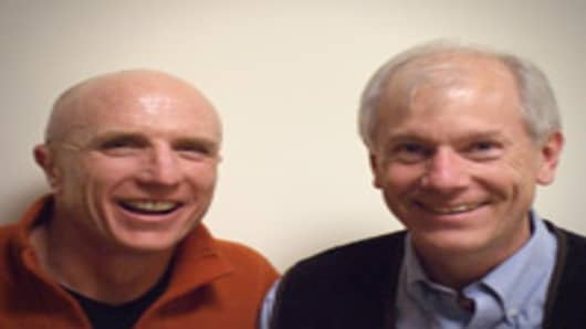 John Mullins and Randy Komisar