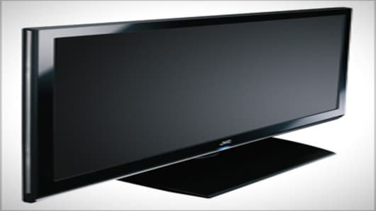 Jvc 3D HD Television