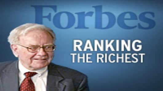 Warren Buffett and Forbes