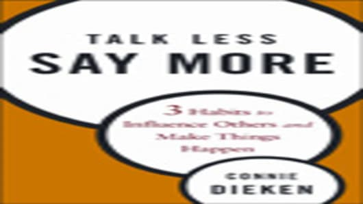 Talk Less Say More