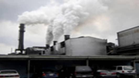 Factory Emission