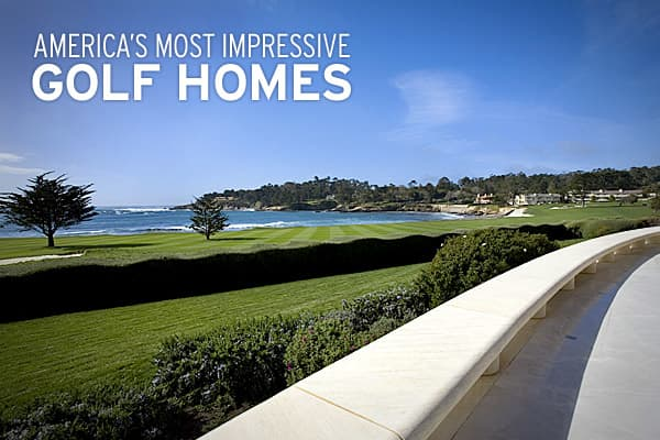 For most Americans, a day of golf requires a trip to their favorite links, but for the most dedicated golf enthusiasts, owning a home with a course in their back yard is the only way to go. For those with the deepest pockets, some of the most exquisite golf homes allow them to live a golf fantasy to the fullest.Recently, real estate website  surveyed realtors and listings across the country to find the most spectacular golf homes in the country and created their top 10 list. From spectacular hom
