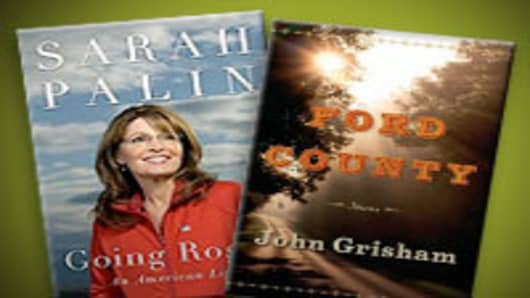 "Sarah Palin's ""Going Rogue"" and John Grisham's ""Ford Country"""