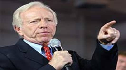 Joe Lieberman (CT -D)