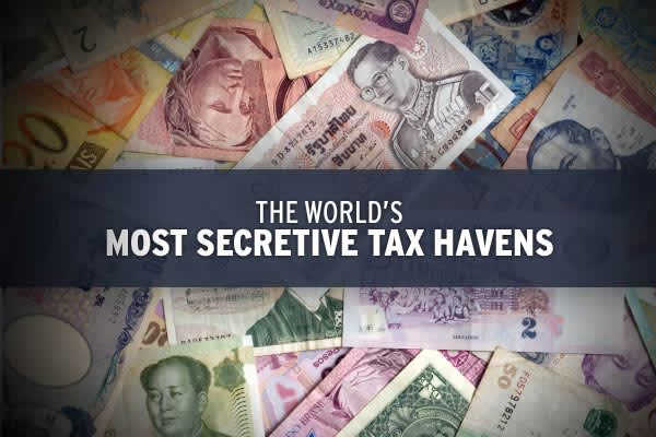 "Recently, the (TJN), an independent organization dealing with the analysis of tax and regulation, released their ""Financial Secrecy Index,"" which ranks the world's most secretive tax havens.The level of financial secrecy provided by tax havens, which TJN argues is a key component of jurisdictions competing to attract financial flows, is ranked by 12 qualitative measures (opacity score) such as laws, regulations and international treaties as well as quantitative measures (weighted score) which ta"