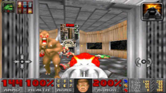 Doom Classic for the iPhone