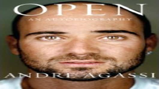 "Andre Agassi's ""Open: An Autobiography"""