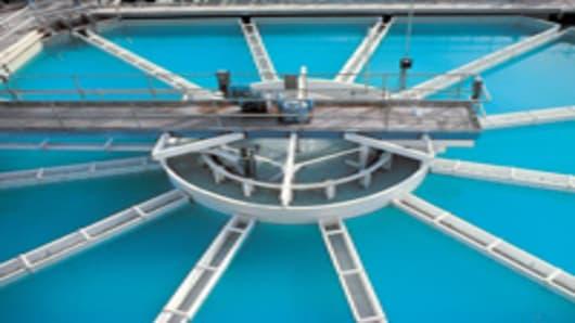 Siemans Water Treatment Plant