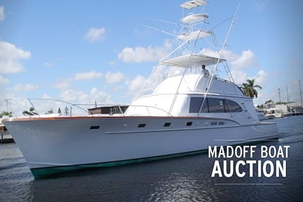 "Convicted Ponzi schemer Bernard Madoff may have loved the high seas as much as he loved deceiving clients of his firm, Bernard L. Madoff Investment Securities. Madoff owned not one, not two, but three boats, including a luxurious 56-foot yacht named ""Bull."""