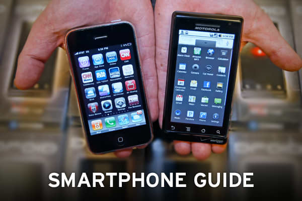 Smart phones are at the top of a lot of holiday shopping lists this year, and with the number of models available, choosing the right one can be tricky. Here's a need-to-know guide to nine devices, based on on features, price, network and platform. Check out the phones (listed in alphabetical order by name).
