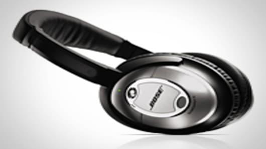 Bose QuietComfort® 15 Acoustic Noise Cancelling® headphones