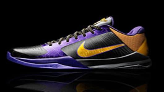 Nike's Zoom Kobe V