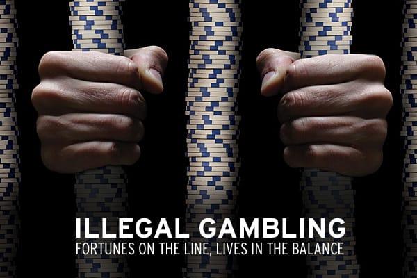 Legal gambling businesses live inaugural speech online
