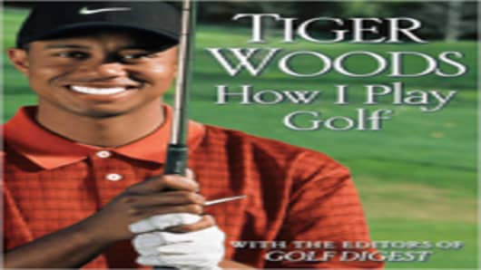 Tiger Woods' How I Play Golf book