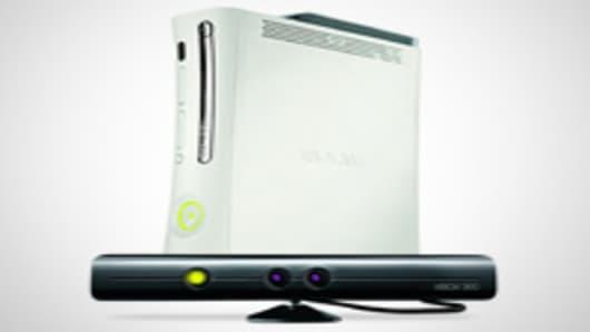 Xbox 360's Project Natal sensor.