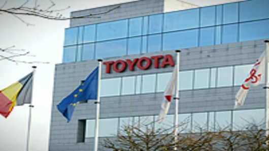 Toyota headquarters