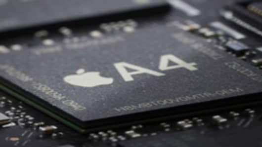 Apple A4 chip