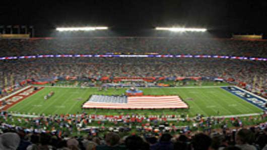2010 AFC-NFC Pro Bowl at Sun Life Stadium