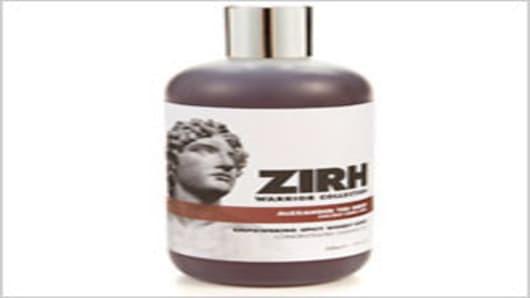 ZIRH Warrior Shower Gel