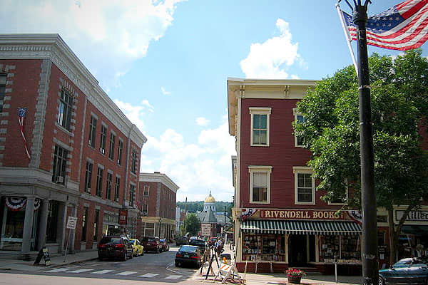 "The capital city of Vermont, Montpelier is also the smallest state capitol in the country, with a population of just over 8,000 residents. This small town vibe is part of the reason why it was selected by AARP as one of the top places to ""live the simple life,"" the feel of community also makes this a top destination, as the biggest ""sporting event"" in town includes keeping tabs on the workings of the state legislature. The town's eclectic crowd also fosters a bustling arts scene, routinely hosti"