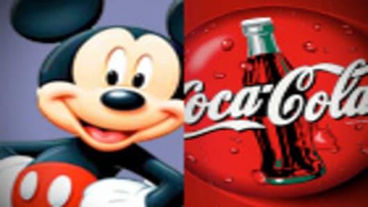 Disney | Coca-Cola