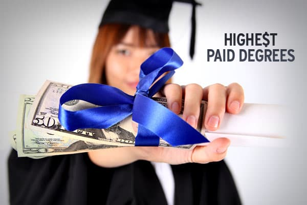 If you're looking to pull in a big paycheck right out of college, take a look at these 10 jobs with the highest starting salaries. Overall, the average salary offered to 2010 graduates is $48,351—down 2 percent from the 2009 average of $49,353. Here are the degrees that garnered the highest salary offers, according to the .