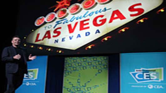 2010 International Consumer Electronics Show keynote address