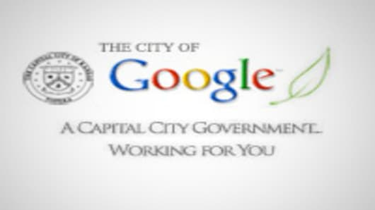 The City of Google