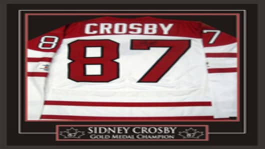wholesale dealer 92617 ec13b Wanted: Sidney Crosby's Signature