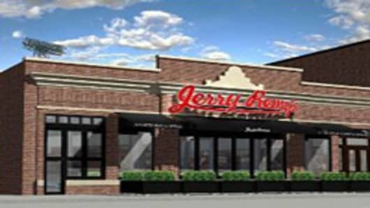 A rendering of Jerry Remy's Sports Bar & Grill near Fenway Park