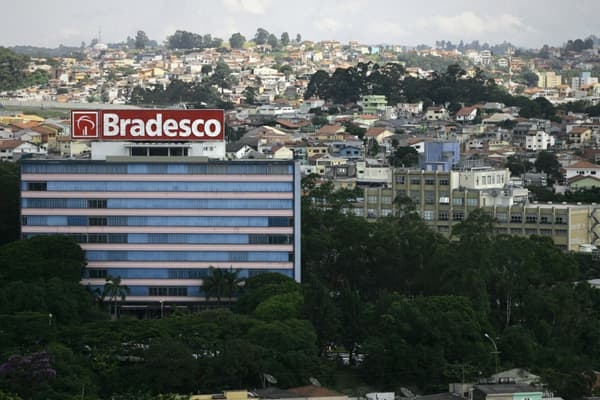 """Brazil right now is in the middle of a """"credit revolution,"""" Cramer said. That's why he likes some of the country's banks, including Banco Bradesco."""