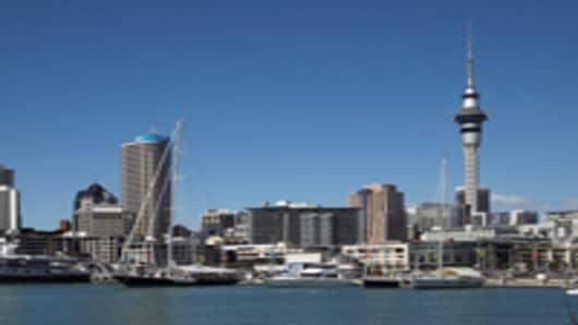 Auckland City, New Zealand
