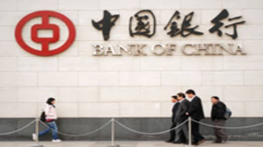 Bank of China