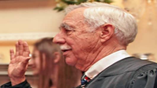 US District Court Justice Robert W. Sweet