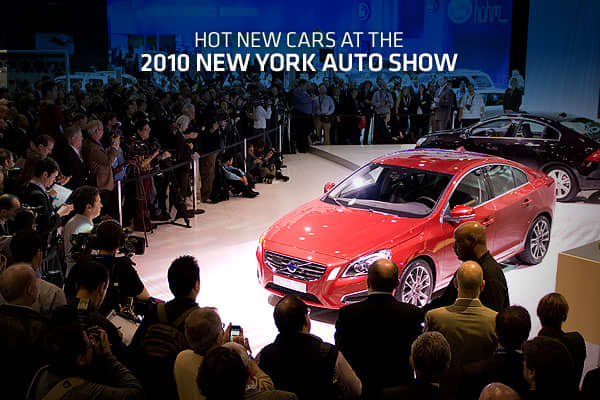 The following are some of automotive highlights from the 2010 New York International Auto Show.