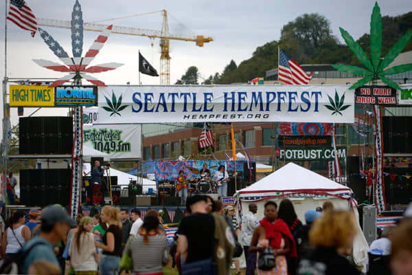 """A top travel destination for marijuana is located in a U.S. state that was an early adopter of legal medical marijuana laws. The laws passed in Washington State eliminate criminal penalties for most uses, as long as the individual has valid documentation from a physician. In addition, earlier this year, Seattle's city attorney announced that all marijuana-possession cases would be dropped and that marijuana-possession cases would no longer be prosecuted, according to the """"Seattle Times."""" Danny D"""