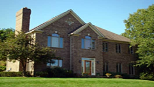 Scott Lammie's home in Gibsonia, PA