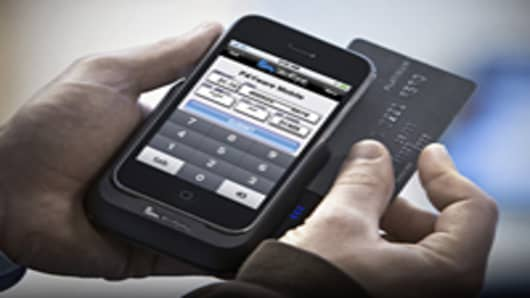 Verifone's PAYware Mobile