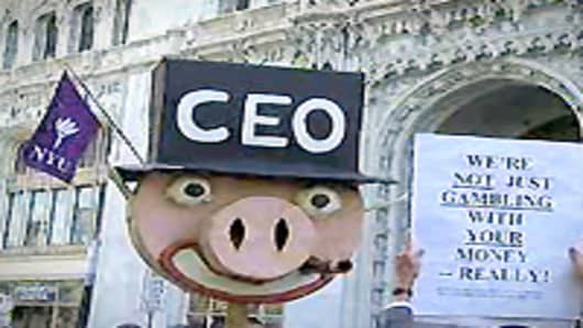 Wall Street Protests