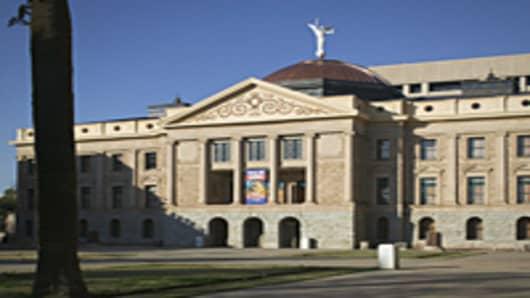 Arizona State Capitol Building