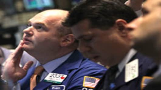 NY Stock Exchange Traders