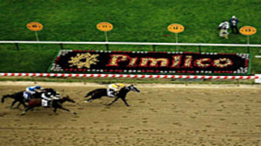 134th Running of the Preakness Stakes at Pimlico Race Course