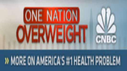 One Nation Overweight - More on America #1 Health Problem